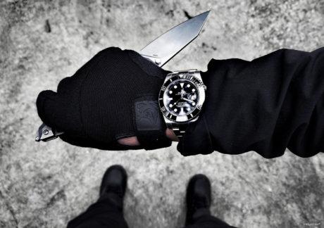 Covert Operator's Tradecraft Wristgame EDC /// Vinjatek