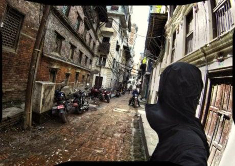 Covert Operative Urban Survival Guide Nomadic Lifestyle Method in Kathmandu, Nepal /// Vinjatek