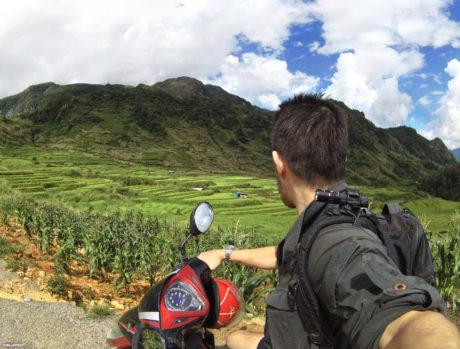 Motorbiking Through Sapa, Vietnam /// Vinjatek