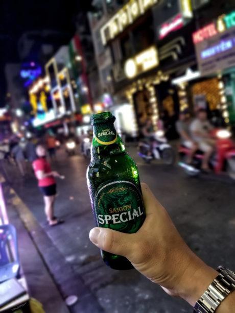 Saigon Special Beer in Vietnam /// Vinjatek