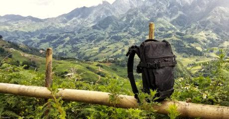 Sapa, Vietnam + Triple Aught Design FAST Pack Scout /// Vinjatek