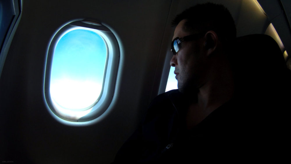 Vinjatek on a Jet /// ASK