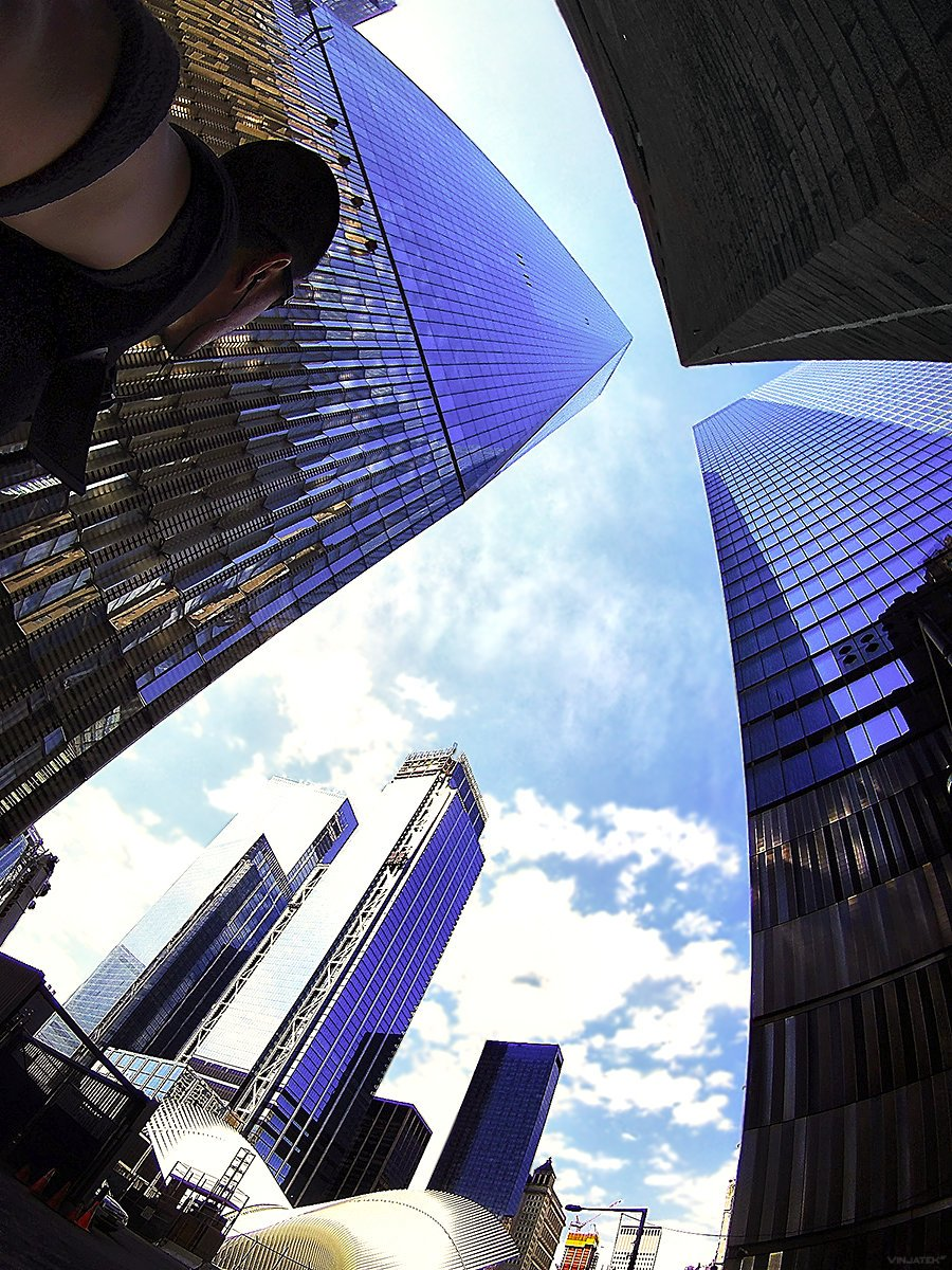 Remembering 9/11 at The Freedon Tower, New York City /// Vinjatek