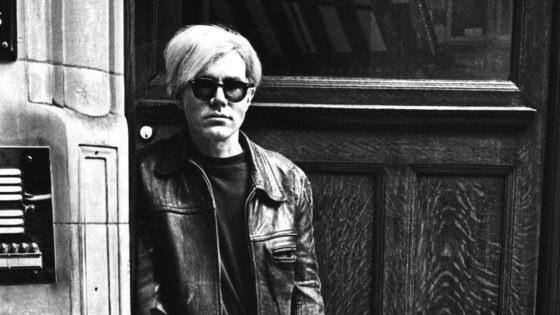 "Andy Warhol: ""Perception precedes reality."" /// Vinjatek"