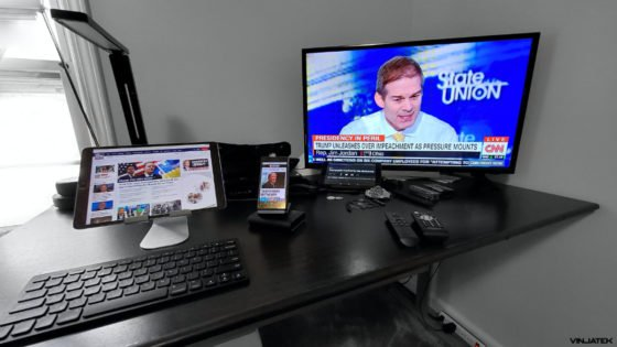 """How to Effectively Watch The News in The """"Fake News"""" Era /// Vinjatek"""