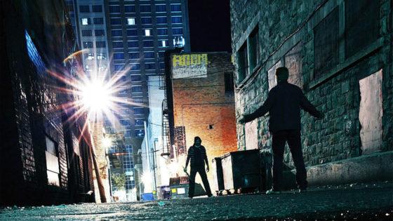The 4 Types of Self-Defense Engagement Levels in an Urban Alleyway /// Vinjatek