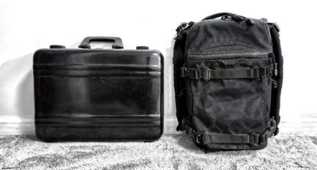 Vinjatek Gear For Sale // Zero Halliburton Attaché and Triple Aught Design FAST Pack Scout Prototype /// Vinjatek