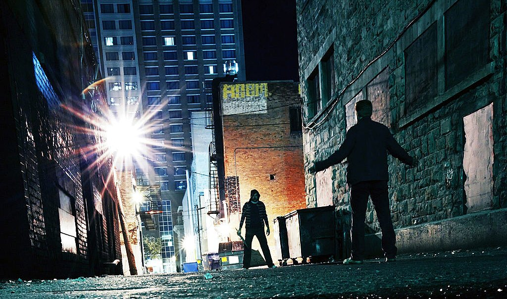 The 4 Types of Self-Defense Engagement Responses in an Urban Alleyway /// Vinjatek