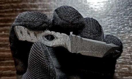 Graphene Reinforced Carbon Fiber Knife