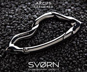 SPN /// Svorn Arcus Carabiner