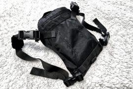 Burn and Exit Go-Bag Kit Concept /// Vinjatek