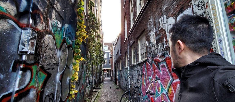 Urban Survival in Amsterdam, Netherlands /// Vinjatek